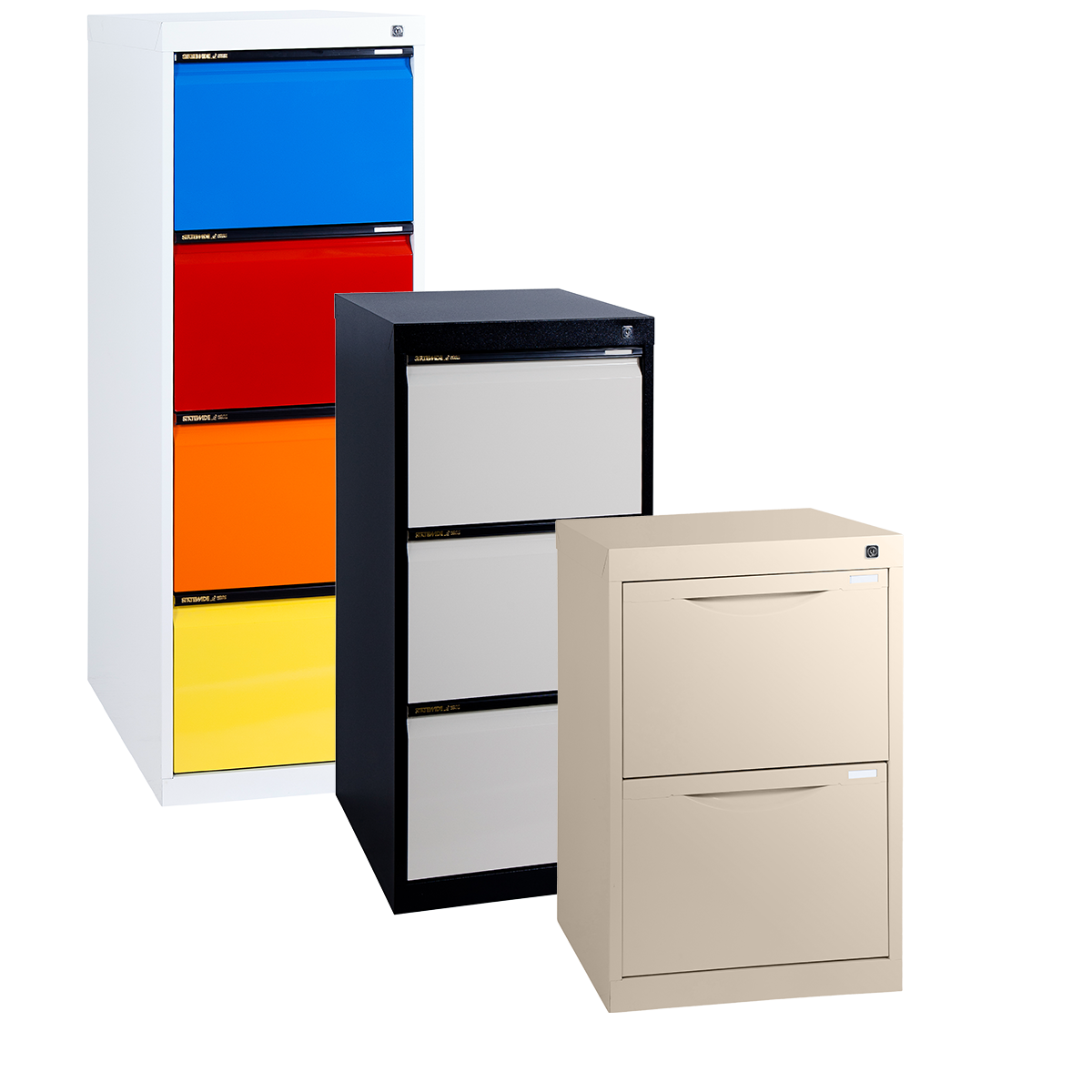 Statewide Vertical Filing Cabinets