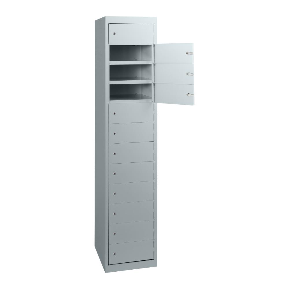 Twelve door locker 300 380 wide statewide office furniture for 12 wide door