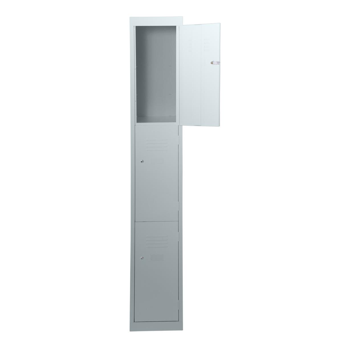 sl3-statewide-3-door-locker-open-light-grey