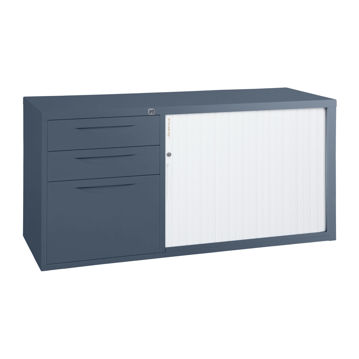 Mobile Caddy with Tambour Door  sc 1 st  Statewide Office Furniture & Mobile Caddy with Tambour Door - Statewide Office Furniture