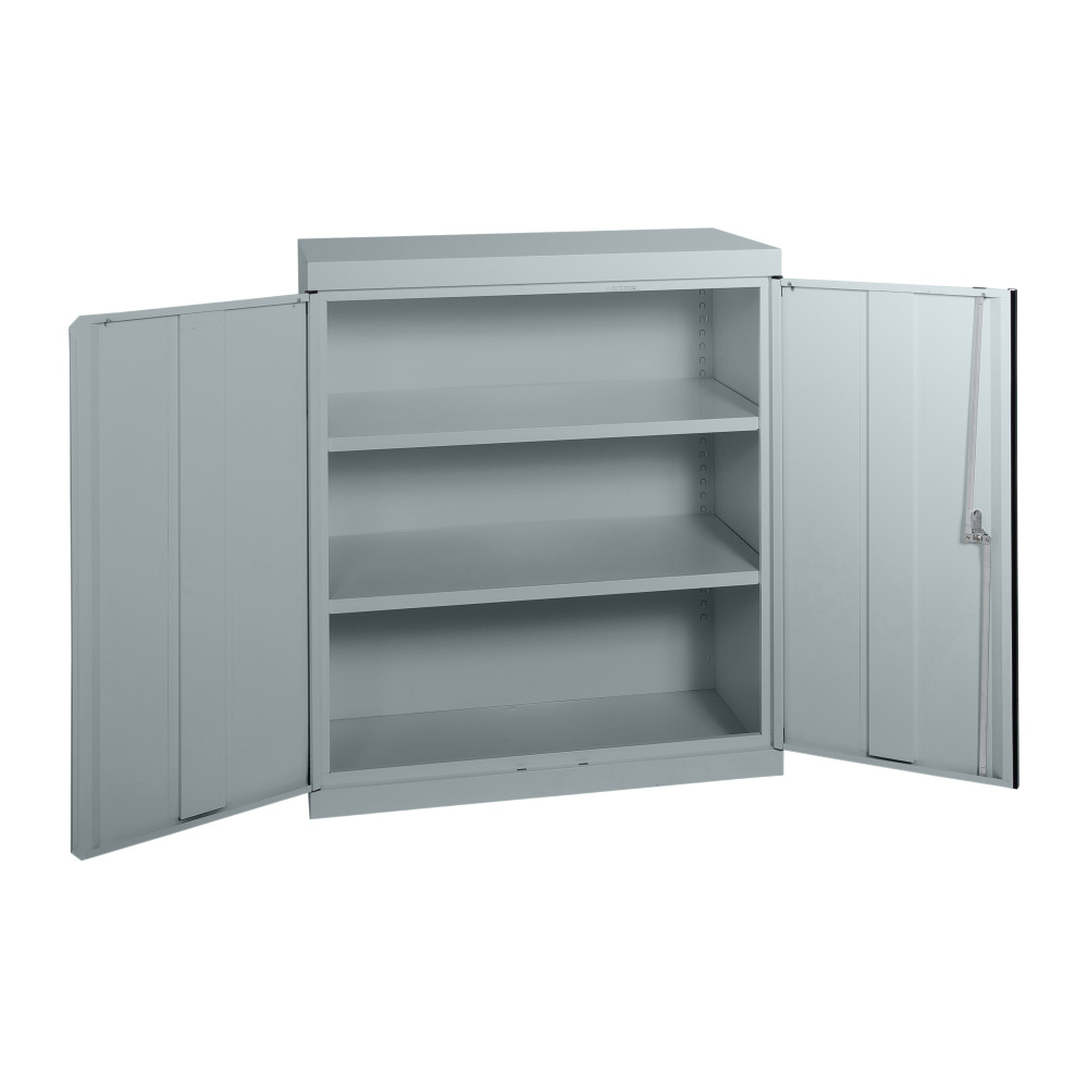SWCCH - Statewide 1020H Deluxe Cupboard - Open - Light Grey