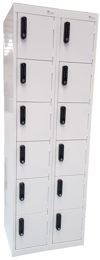 6-Door-Locker-with-Digital-Combination-Lock-3780