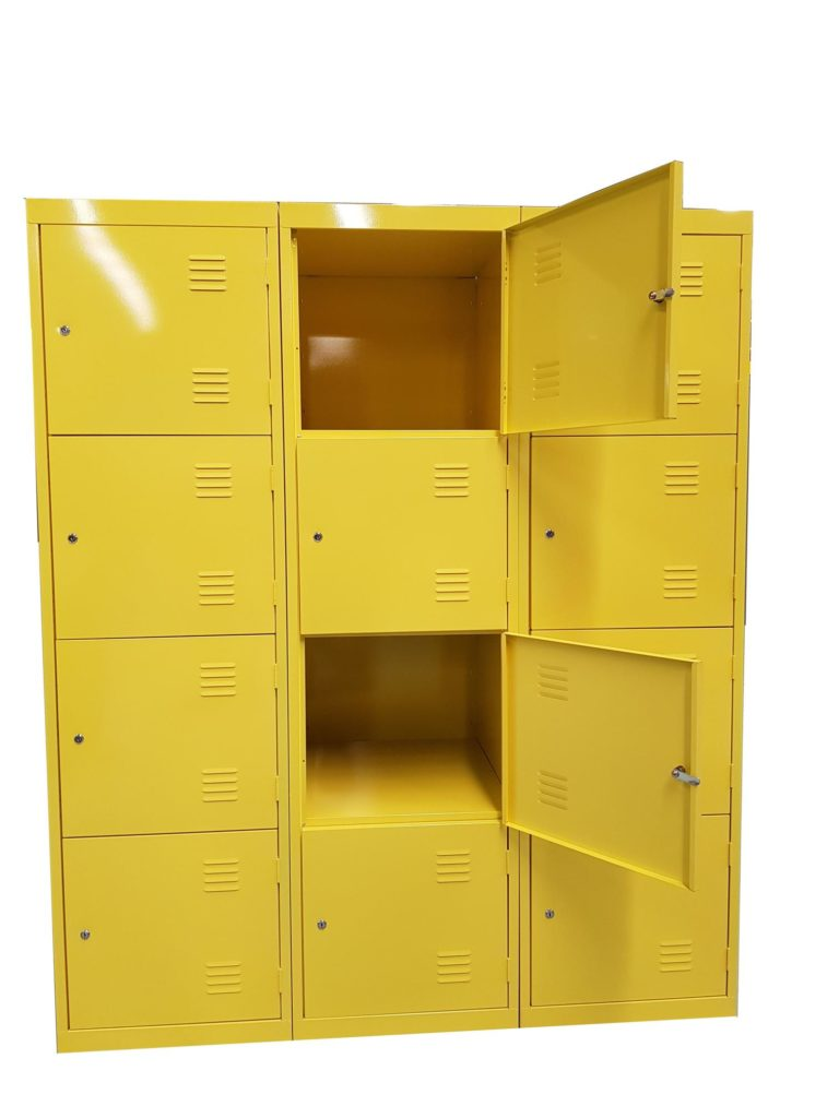 Large-Bowling-Lockers-Lemon-Yellow-jpg