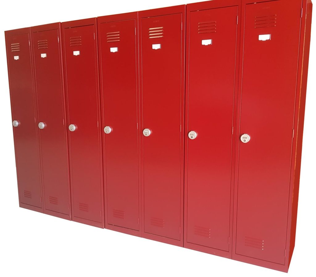 Single-Door-Combination-Lockers-3-Point-Locking
