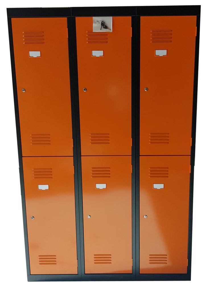 2-Door-Lockers-Orange-Doors-Satin-Black-Body-jpg