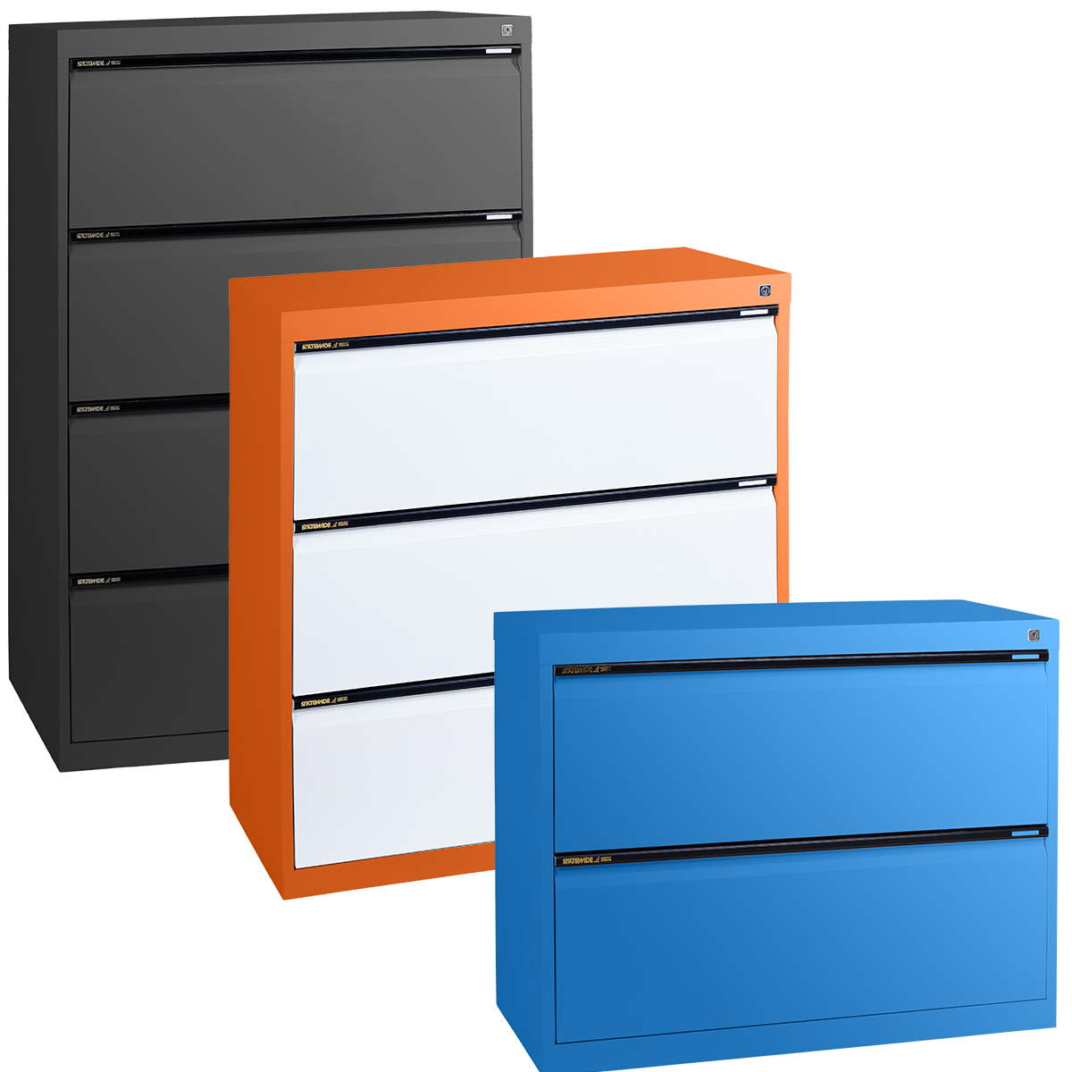 3 Reasons Why Lateral Filing Is Better In A Busy Office