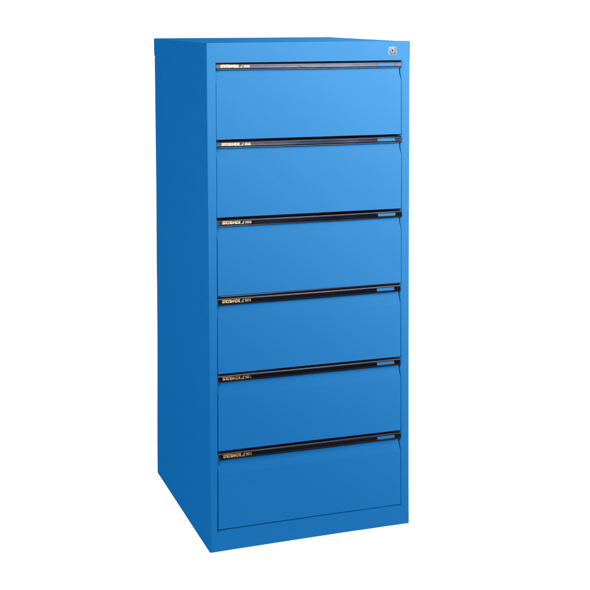 Legal Cabinet 6 Drawers 450 610mm Deep